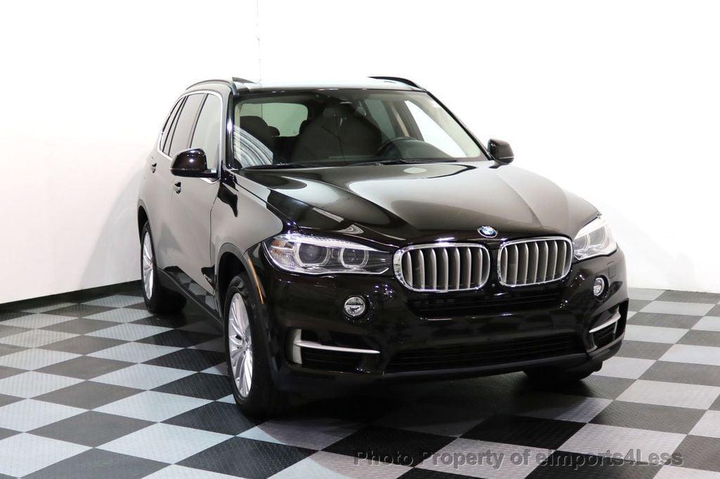 2015 BMW X5 CERTIFIED X5 xDRIVE50i V8 AWD Exec SELF PARKING NAVI - 17334096 - 27