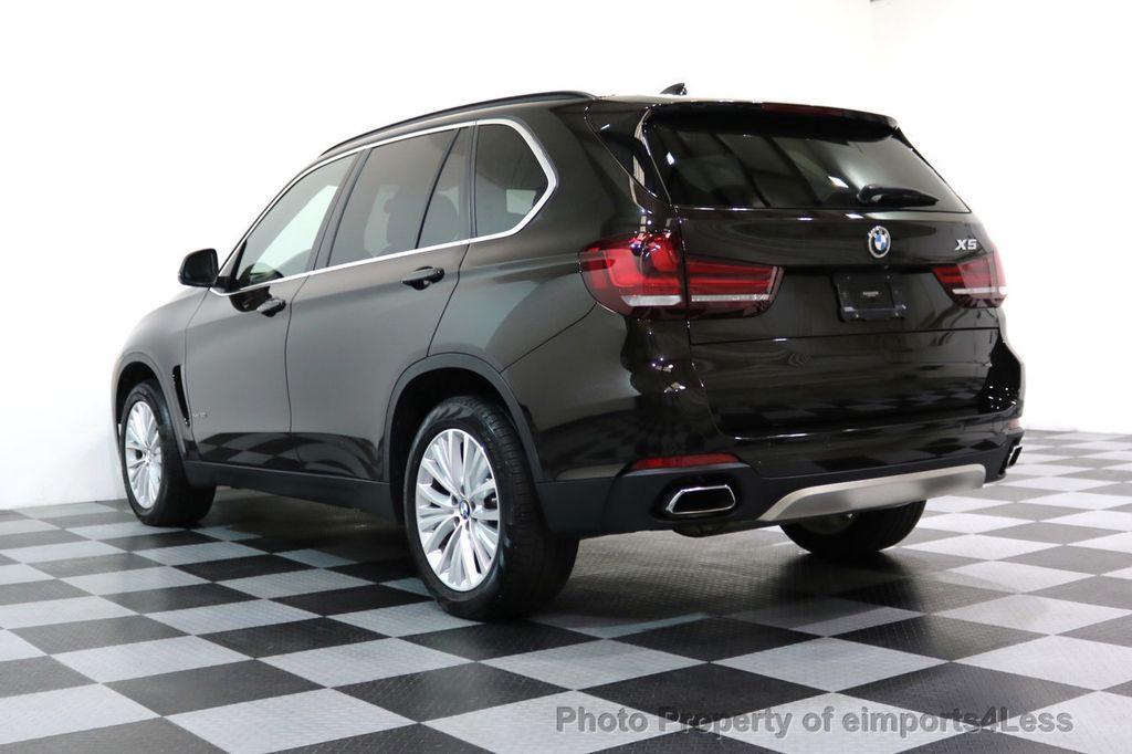 2015 BMW X5 CERTIFIED X5 xDRIVE50i V8 AWD Exec SELF PARKING NAVI - 17334096 - 28