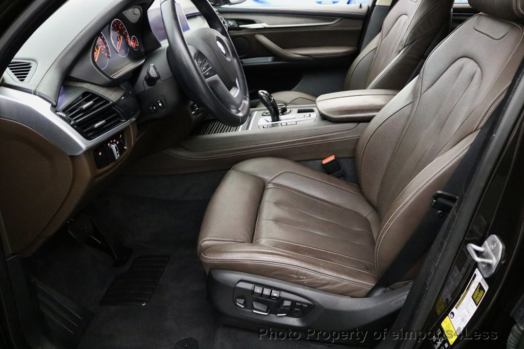 2015 BMW X5 CERTIFIED X5 xDRIVE50i V8 AWD Exec SELF PARKING NAVI - 17334096 - 31