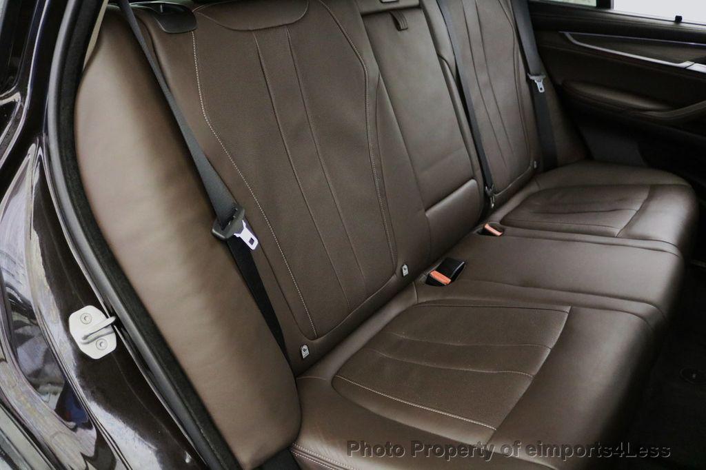 2015 BMW X5 CERTIFIED X5 xDRIVE50i V8 AWD Exec SELF PARKING NAVI - 17334096 - 34