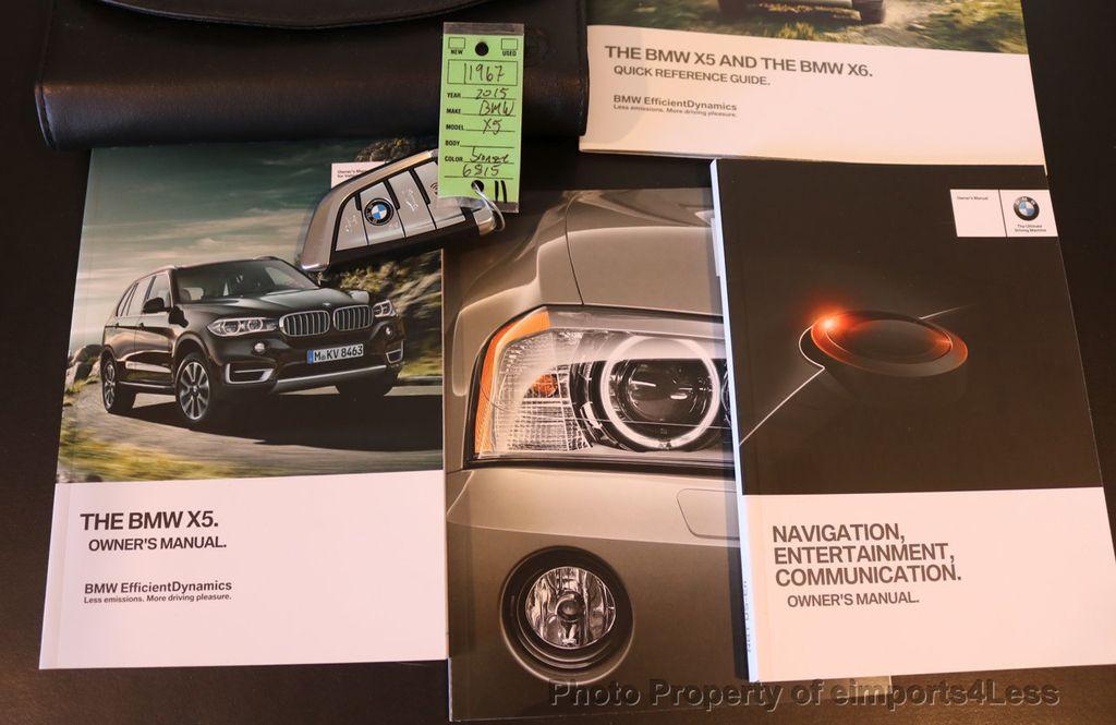 2015 BMW X5 CERTIFIED X5 xDRIVE50i V8 AWD Exec SELF PARKING NAVI - 17334096 - 35
