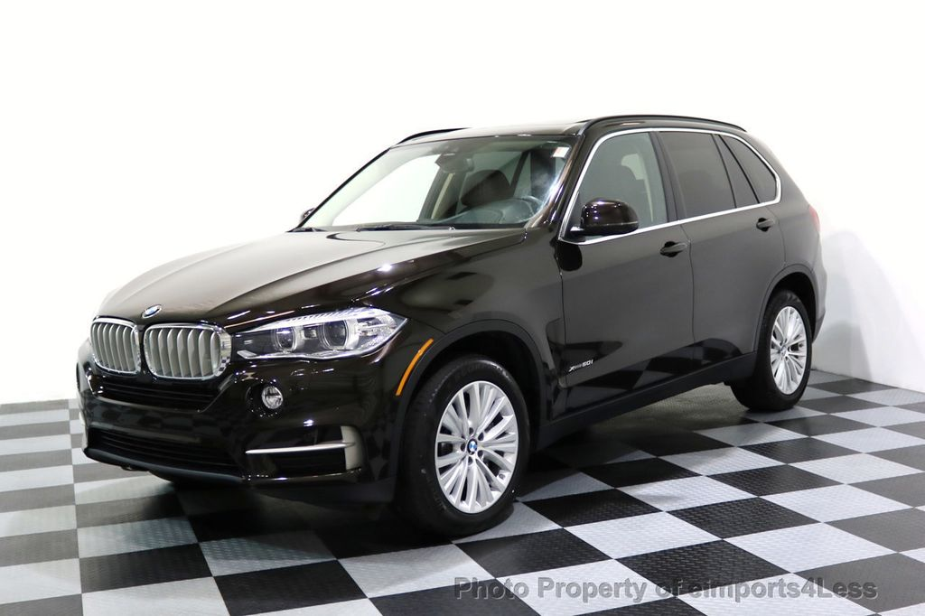 2015 BMW X5 CERTIFIED X5 xDRIVE50i V8 AWD Exec SELF PARKING NAVI - 17334096 - 39