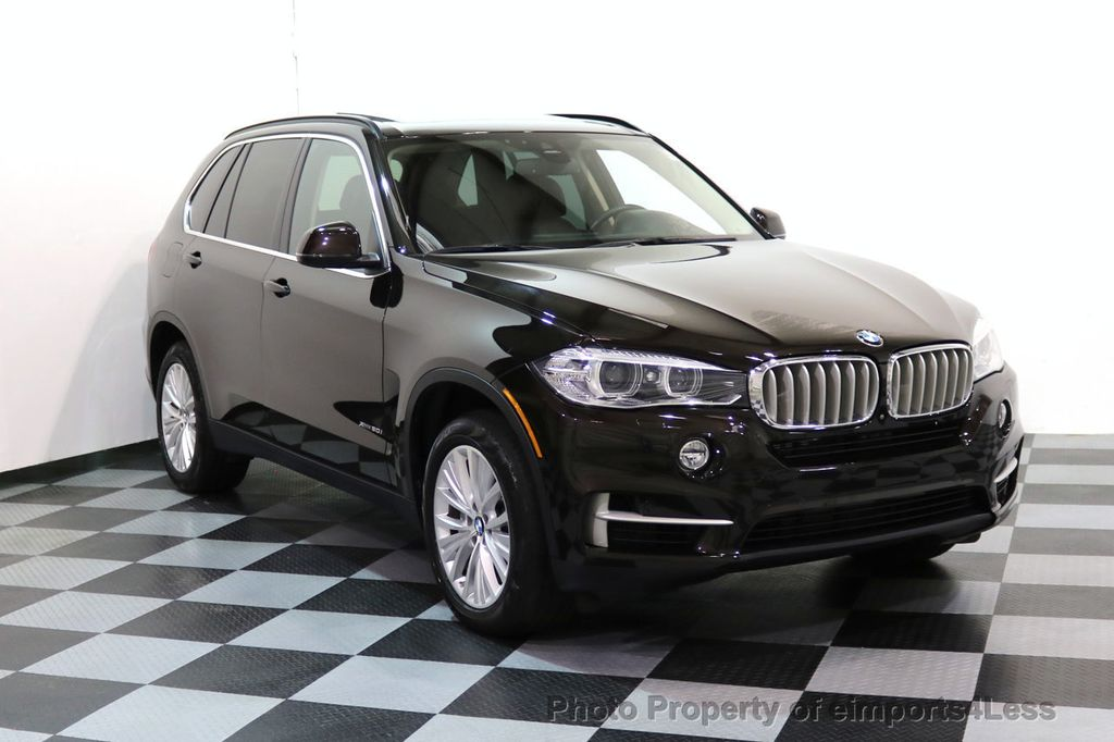 2015 BMW X5 CERTIFIED X5 xDRIVE50i V8 AWD Exec SELF PARKING NAVI - 17334096 - 40