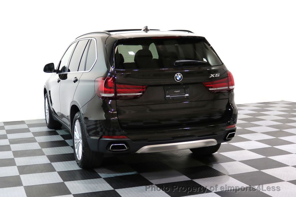 2015 BMW X5 CERTIFIED X5 xDRIVE50i V8 AWD Exec SELF PARKING NAVI - 17334096 - 41