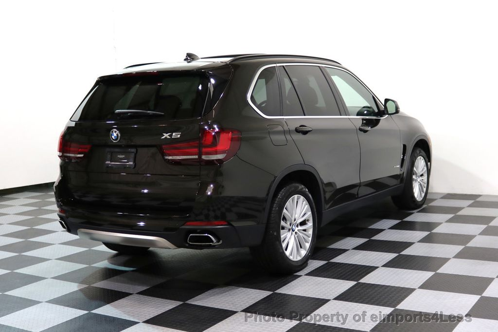 2015 BMW X5 CERTIFIED X5 xDRIVE50i V8 AWD Exec SELF PARKING NAVI - 17334096 - 42