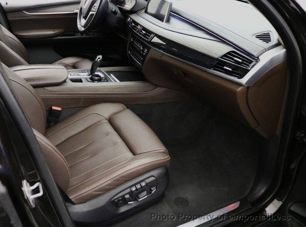 2015 BMW X5 CERTIFIED X5 xDRIVE50i V8 AWD Exec SELF PARKING NAVI - 17334096 - 45