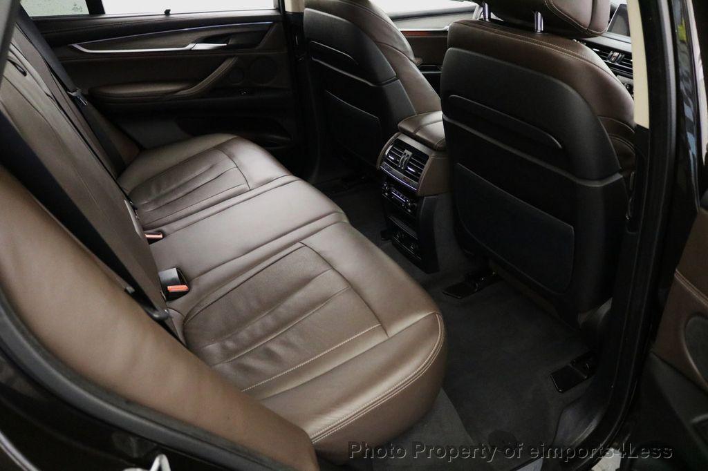 2015 BMW X5 CERTIFIED X5 xDRIVE50i V8 AWD Exec SELF PARKING NAVI - 17334096 - 46
