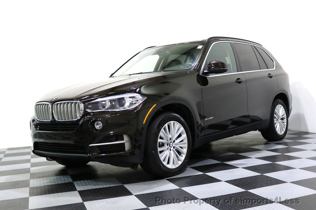 2015 BMW X5 CERTIFIED X5 xDRIVE50i V8 AWD Exec SELF PARKING NAVI - 17334096 - 48