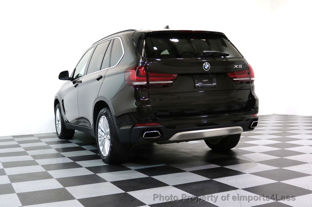 2015 BMW X5 CERTIFIED X5 xDRIVE50i V8 AWD Exec SELF PARKING NAVI - 17334096 - 49