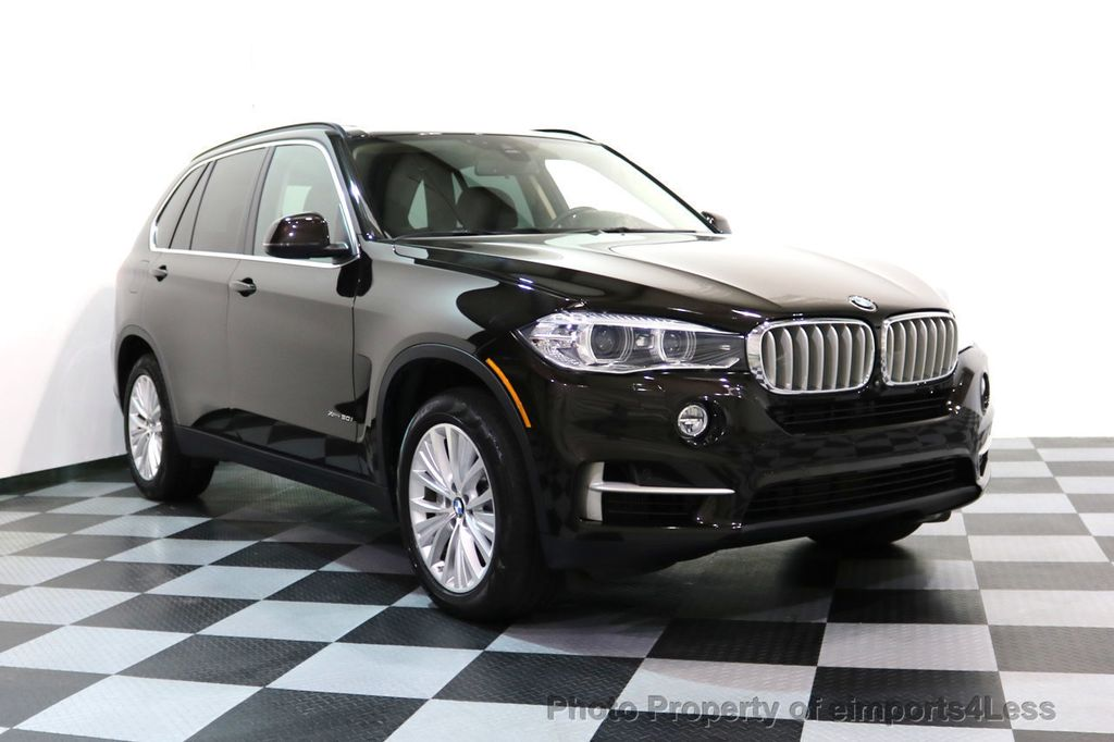 2015 BMW X5 CERTIFIED X5 xDRIVE50i V8 AWD Exec SELF PARKING NAVI - 17334096 - 51