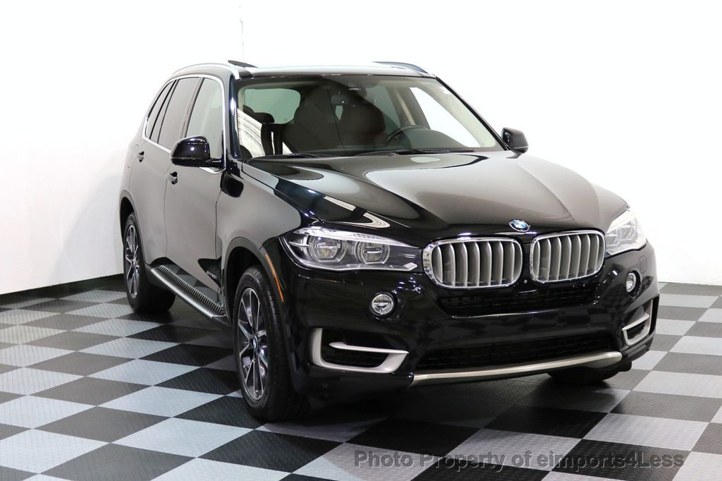 2015 BMW X5 CERTIFIED X5 xDRIVE50i V8 AWD XLINE CAMERA NAVI - 17057503 - 1