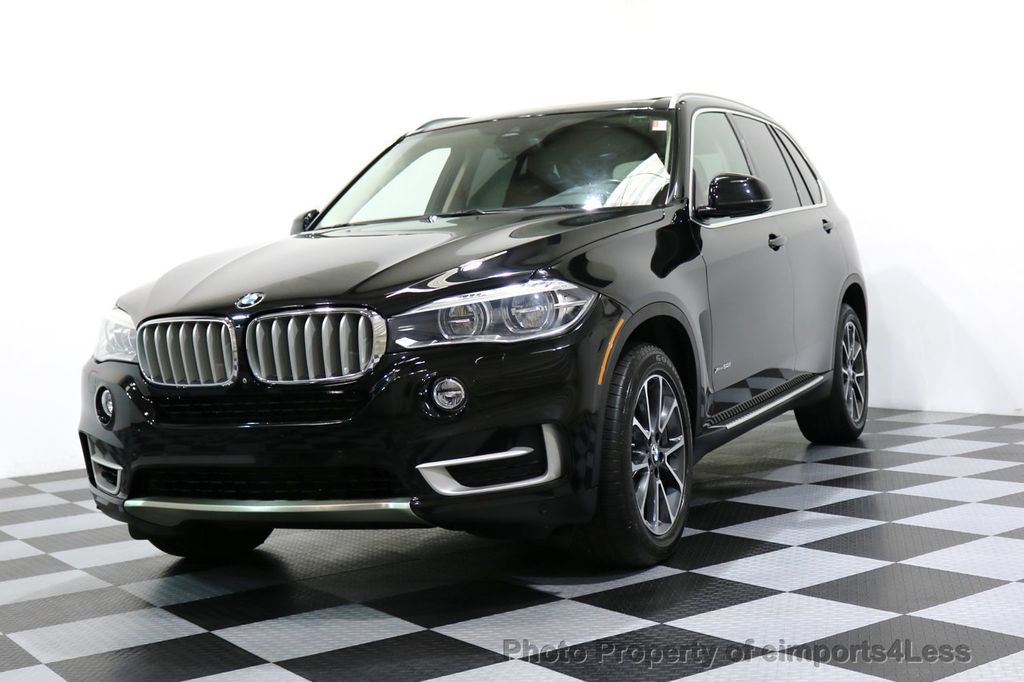 2015 BMW X5 CERTIFIED X5 xDRIVE50i V8 AWD XLINE CAMERA NAVI - 17057503 - 27