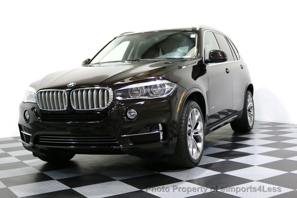 2015 Used Bmw X5 Certified X5 Xdrive50i V8 Luxury Line Awd Navi At