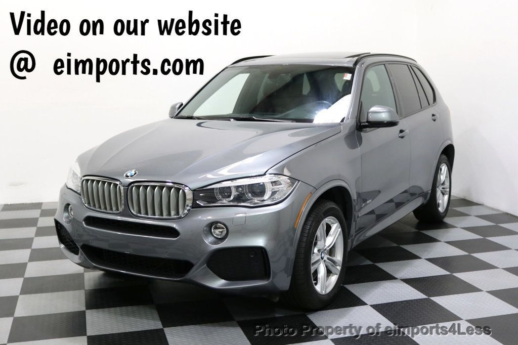 2015 BMW X5 CERTIFIED X5 xDRIVE50i V8 M Sport AWD B&O AUDIO  - 17736552 - 0