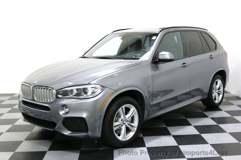 2015 BMW X5 CERTIFIED X5 xDRIVE50i V8 M Sport AWD B&O AUDIO  - 17736552 - 14