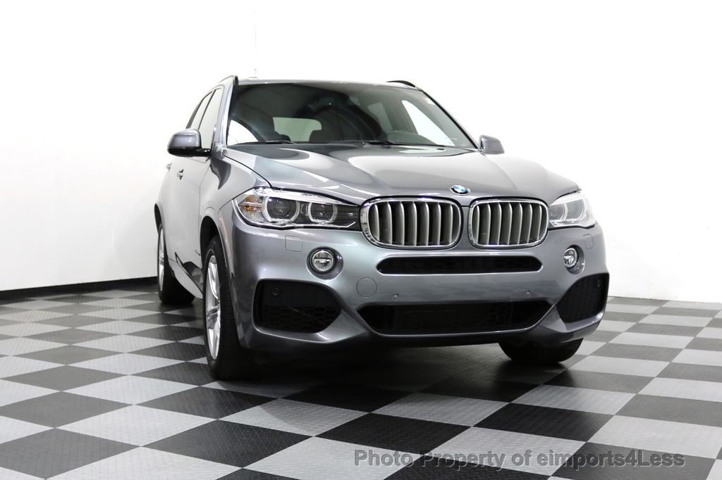2015 BMW X5 CERTIFIED X5 xDRIVE50i V8 M Sport AWD B&O AUDIO  - 17736552 - 15