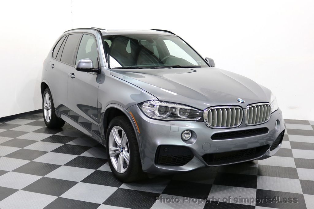 2015 BMW X5 CERTIFIED X5 xDRIVE50i V8 M Sport AWD B&O AUDIO  - 17736552 - 1