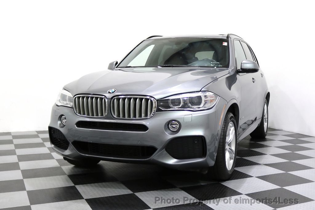 2015 BMW X5 CERTIFIED X5 xDRIVE50i V8 M Sport AWD B&O AUDIO  - 17736552 - 27