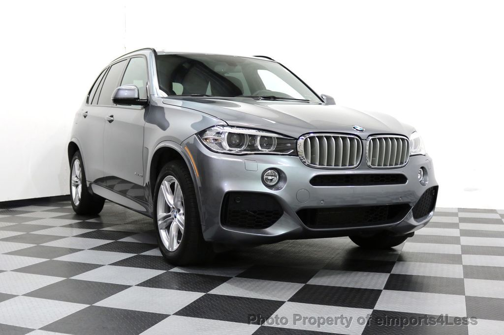 2015 BMW X5 CERTIFIED X5 xDRIVE50i V8 M Sport AWD B&O AUDIO  - 17736552 - 28