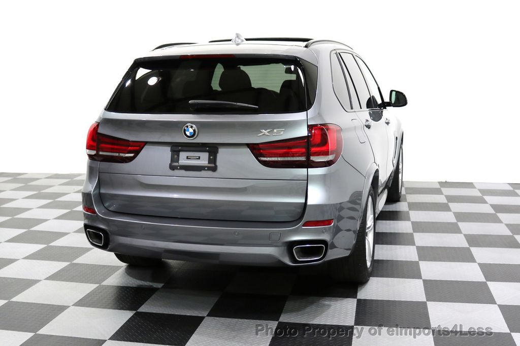 2015 BMW X5 CERTIFIED X5 xDRIVE50i V8 M Sport AWD B&O AUDIO  - 17736552 - 31