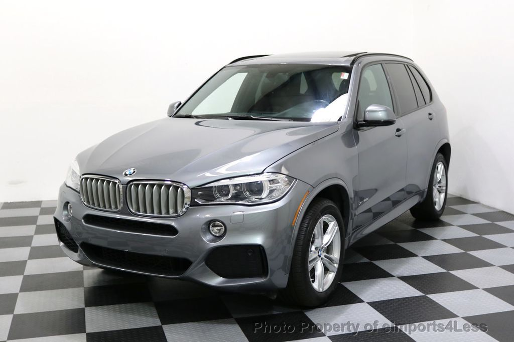 2015 BMW X5 CERTIFIED X5 xDRIVE50i V8 M Sport AWD B&O AUDIO  - 17736552 - 43