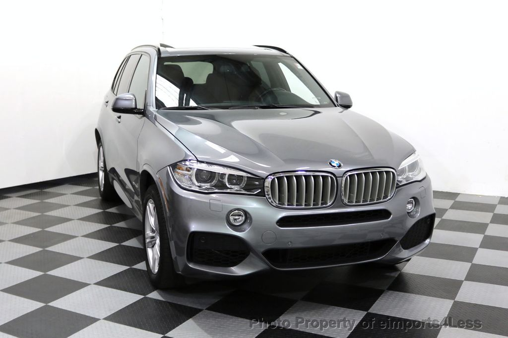 2015 BMW X5 CERTIFIED X5 xDRIVE50i V8 M Sport AWD B&O AUDIO  - 17736552 - 44