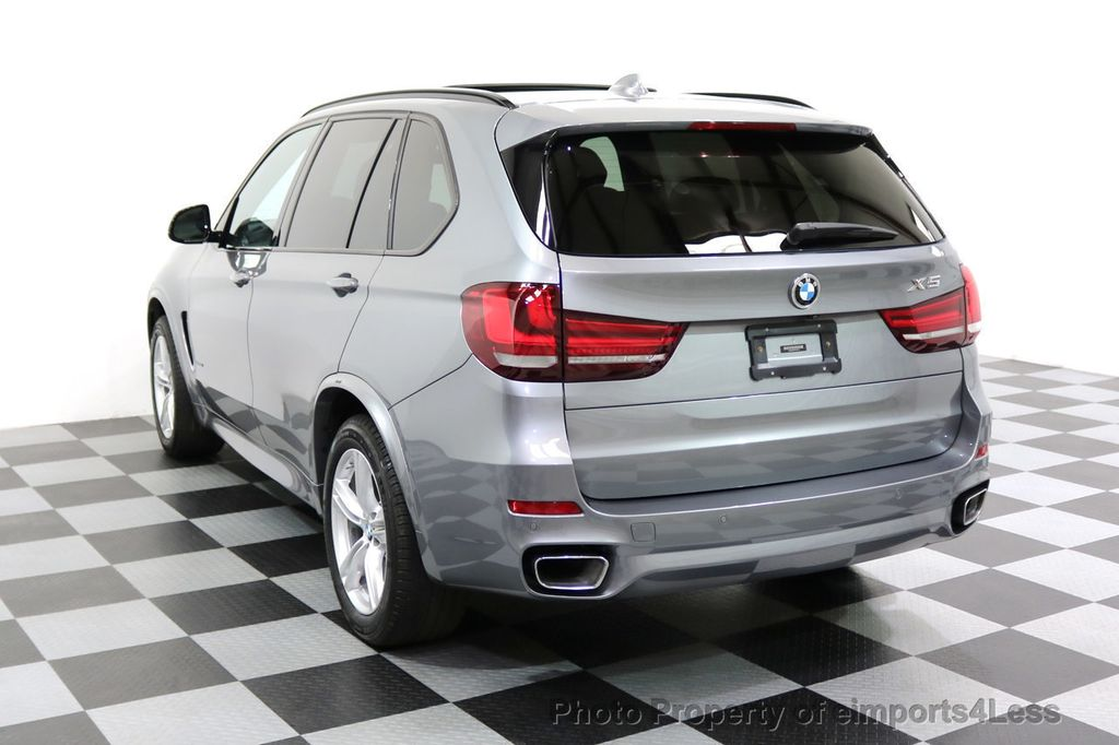 2015 BMW X5 CERTIFIED X5 xDRIVE50i V8 M Sport AWD B&O AUDIO  - 17736552 - 45