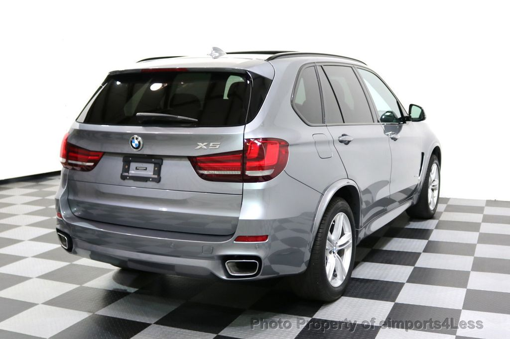 2015 BMW X5 CERTIFIED X5 xDRIVE50i V8 M Sport AWD B&O AUDIO  - 17736552 - 46