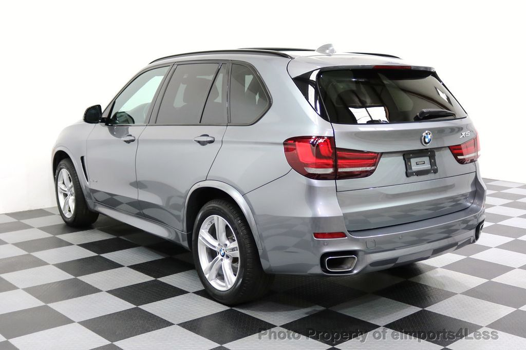 2015 BMW X5 CERTIFIED X5 xDRIVE50i V8 M Sport AWD B&O AUDIO  - 17736552 - 52