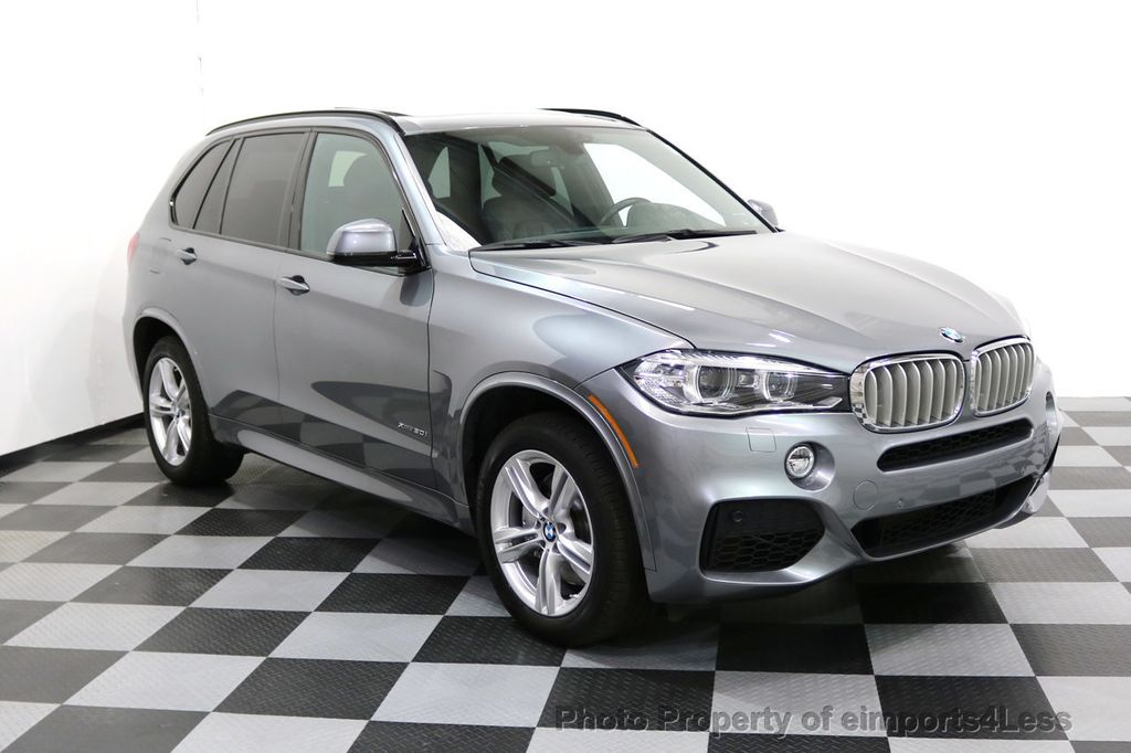 2015 BMW X5 CERTIFIED X5 xDRIVE50i V8 M Sport AWD B&O AUDIO  - 17736552 - 54