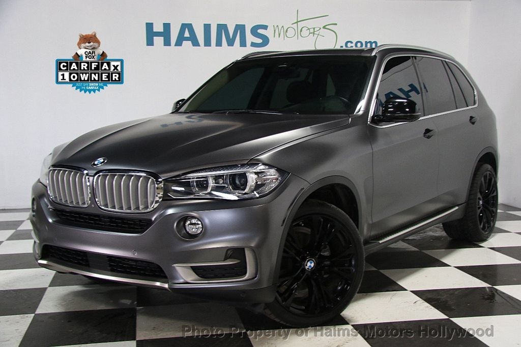 2015 BMW X5 sDrive35i - 16906393 - 0