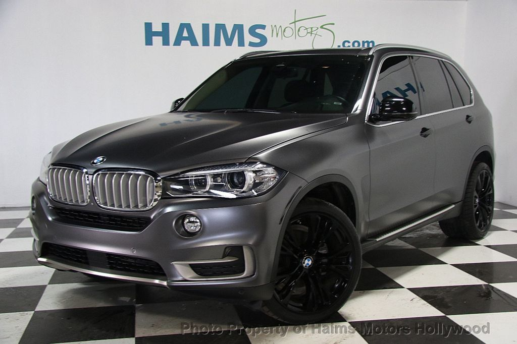 BMW Ft Lauderdale >> 2015 Used BMW X5 sDrive35i at Haims Motors Serving Fort ...