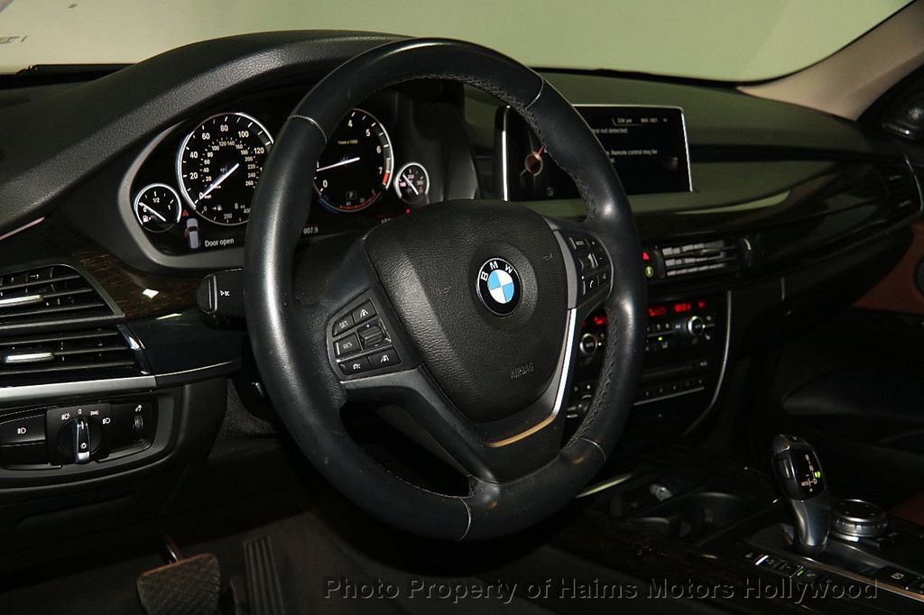 2015 BMW X5 sDrive35i - 16906393 - 19
