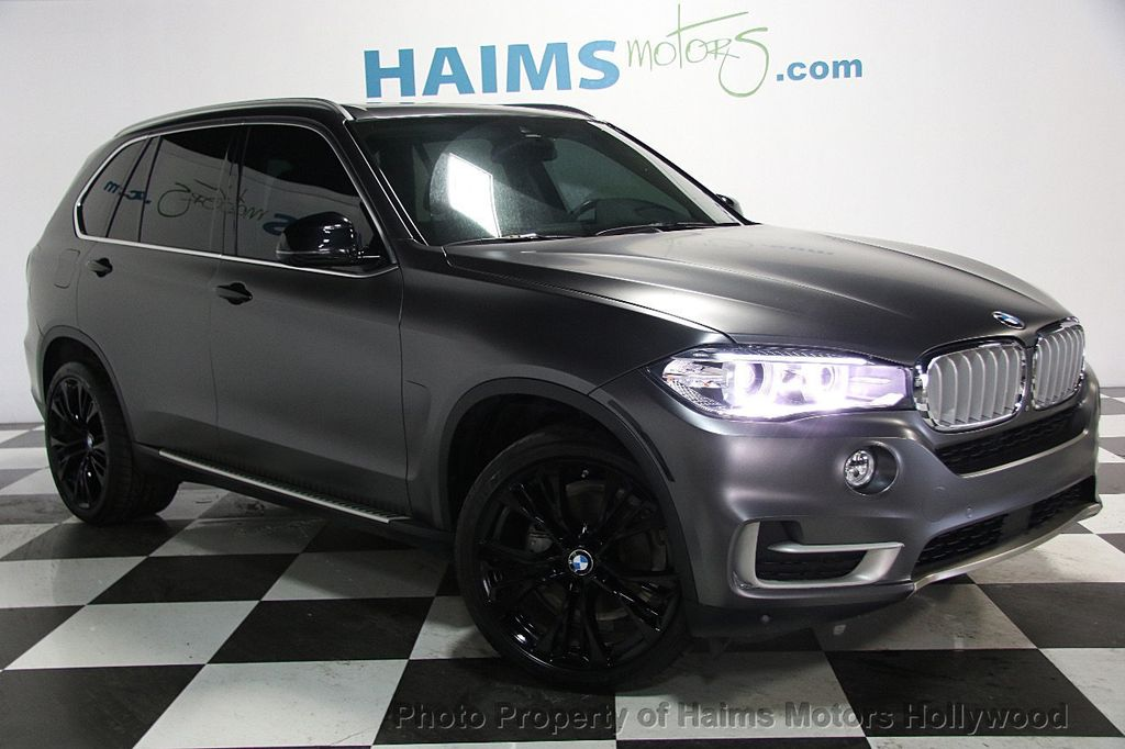 2015 BMW X5 sDrive35i - 16906393 - 3
