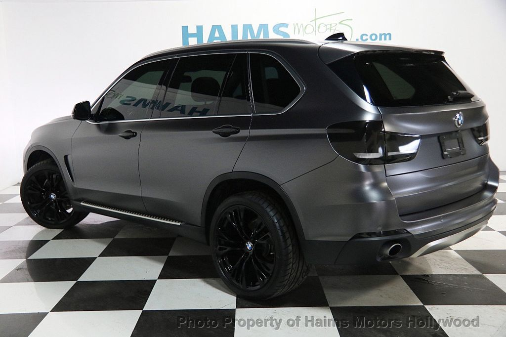 2015 BMW X5 sDrive35i - 16906393 - 4