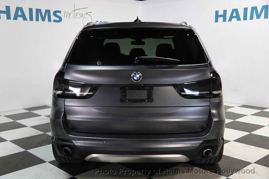 2015 BMW X5 sDrive35i - 16906393 - 5
