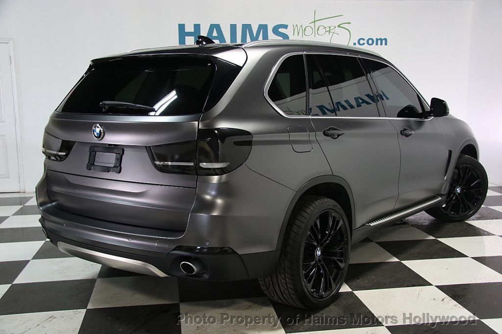 2015 BMW X5 sDrive35i - 16906393 - 6