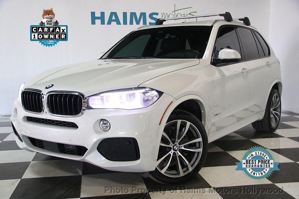 2015 BMW X5 sDrive35i - 17413466 - 0