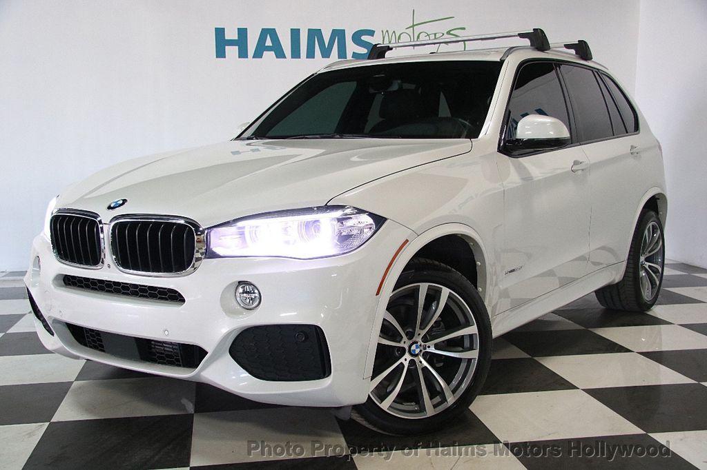2015 BMW X5 sDrive35i - 17413466 - 1