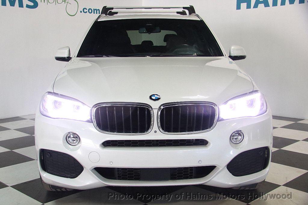 2015 BMW X5 sDrive35i - 17413466 - 2