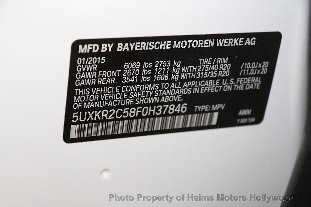 2015 BMW X5 sDrive35i - 17413466 - 40