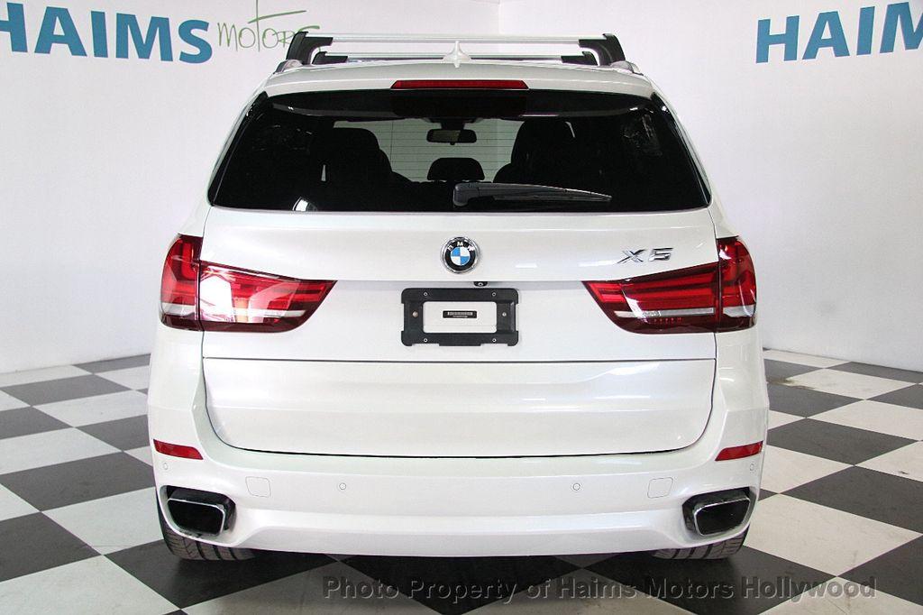 2015 BMW X5 sDrive35i - 17413466 - 5