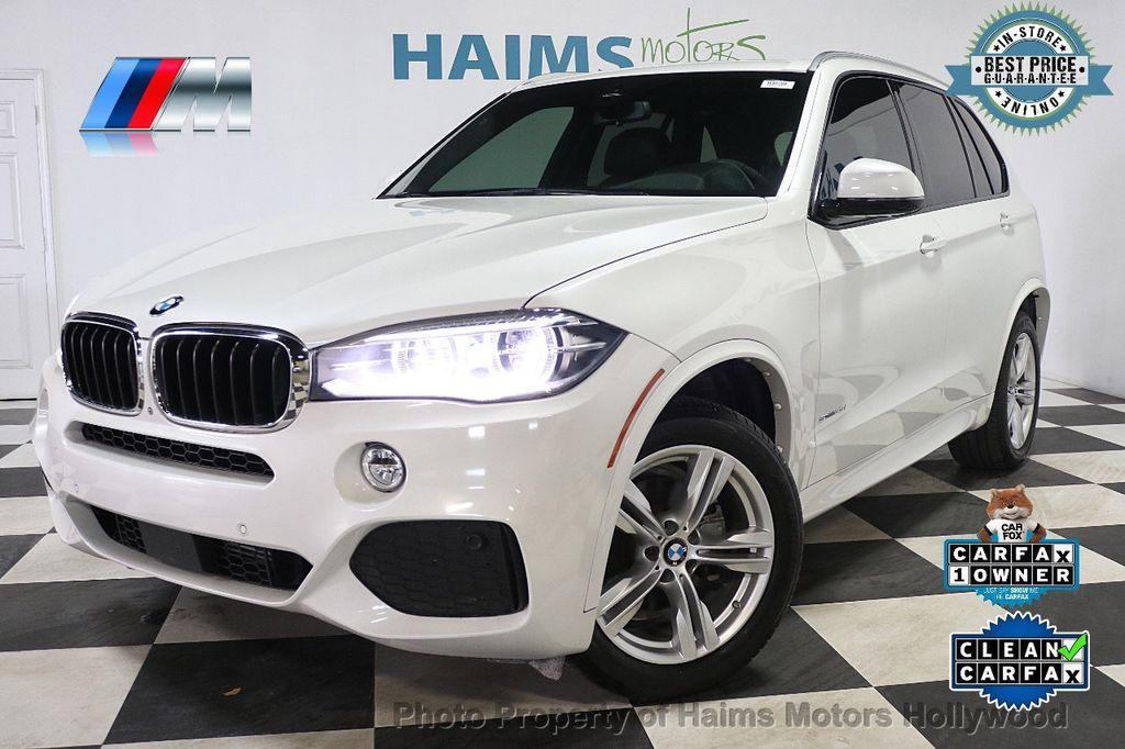 2015 BMW X5 sDrive35i - 17911464 - 0