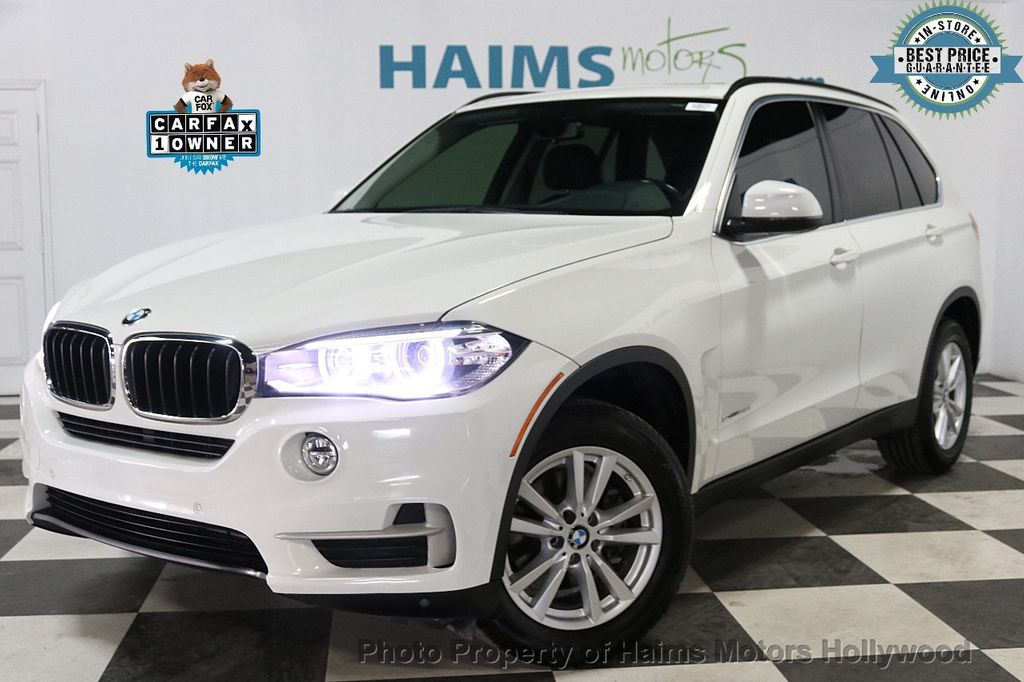 2015 BMW X5 sDrive35i - 18130429 - 0