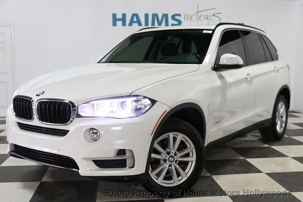 2015 BMW X5 sDrive35i - 18130429 - 1