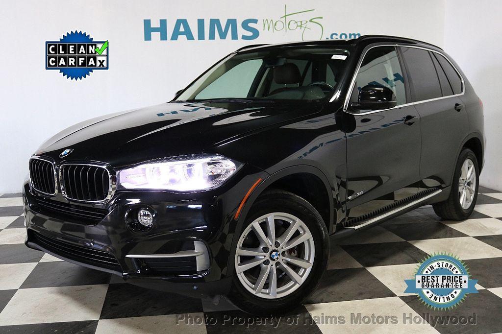 2015 BMW X5 sDrive35i - 18602549 - 0
