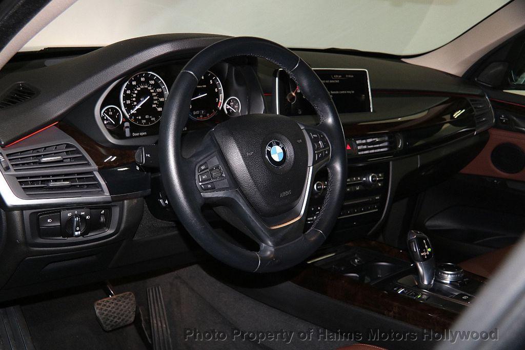 2015 BMW X5 sDrive35i - 18602549 - 19