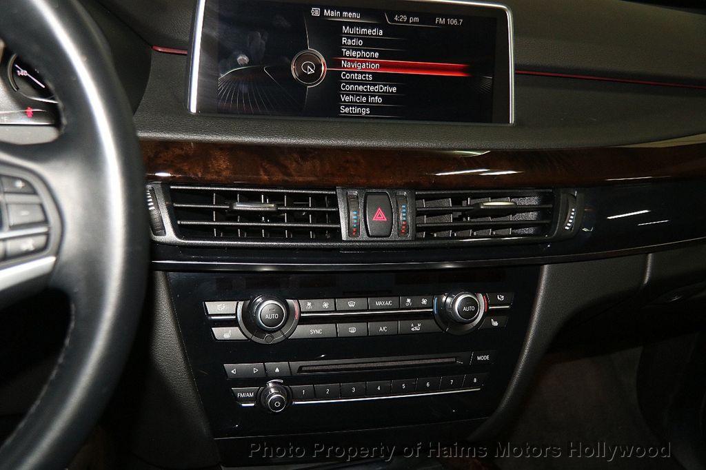 2015 BMW X5 sDrive35i - 18602549 - 21