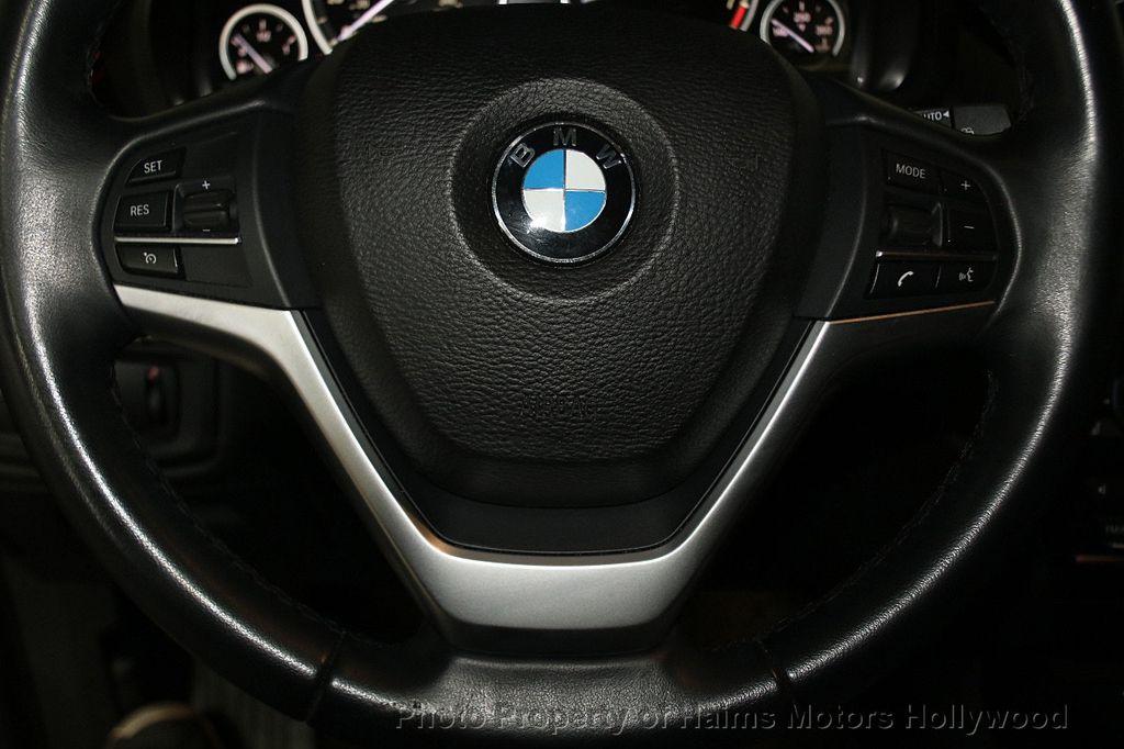 2015 BMW X5 sDrive35i - 18602549 - 29