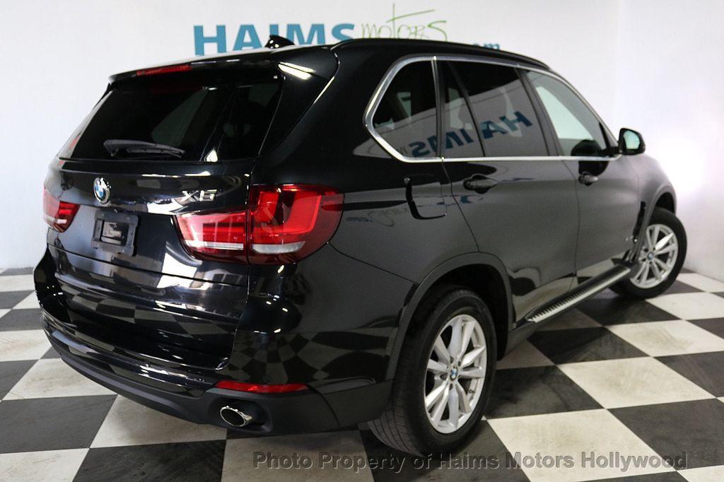 2015 BMW X5 sDrive35i - 18602549 - 6